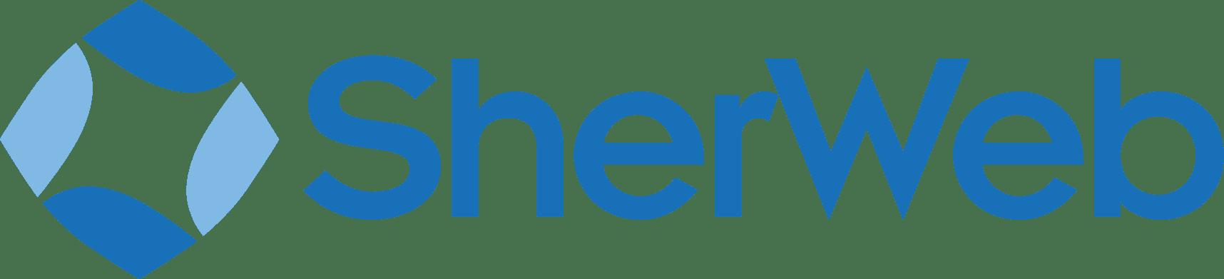Logo de SherWeb