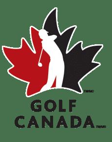 Logo de Golf Canada