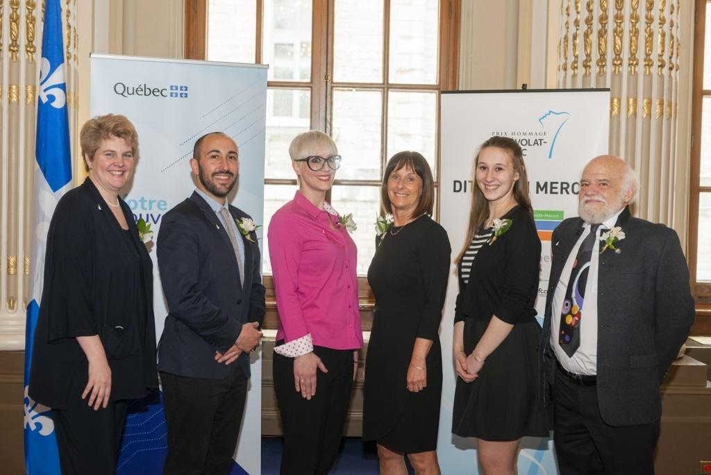 Prix Hommage bénévolat-Québec